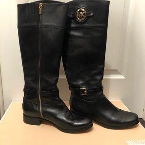 Michael Kors Stockard Riding Boots